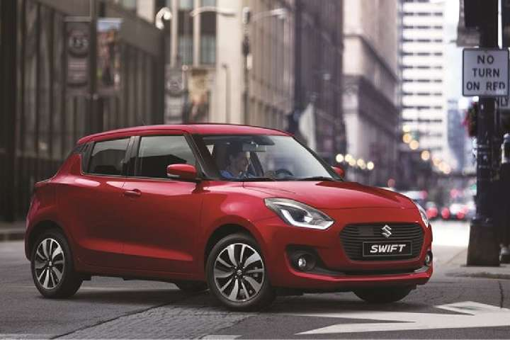 Suzuki Roma - La New Swift Hybrid