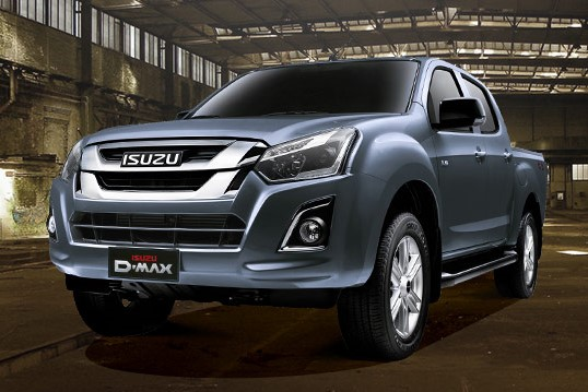 Isuzu D-Max: Il Primo Pick-Up